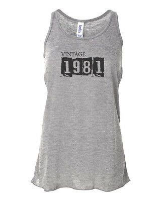Unisex Vintage 1978 Gym Racerback 1978 Tank 1978 Tee Soft Bella Canvas 1978 Gift For Her Sublimation Birthday Gift Born In 1978