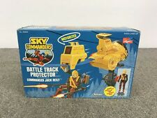 1987 Sky Commanders BATTLE TRACK PROTECTOR No. 35840 Kenner NOS NIB Unopened