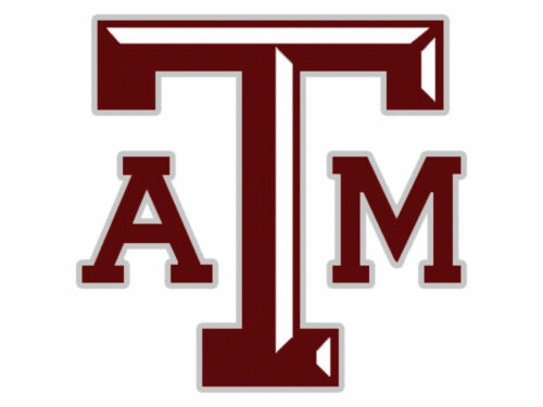 Texas A/&M vinyl sticker for skateboard luggage laptop tumblers car a