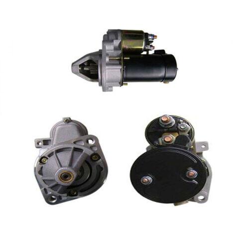 Fits SSANGYONG Musso 2.3 Starter Motor 1996-1998 17398UK