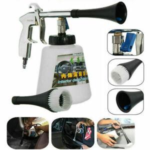 Turbo Clean Car Interior Cleaner High Pressure Tornado Deep Cleaning Gun Wash