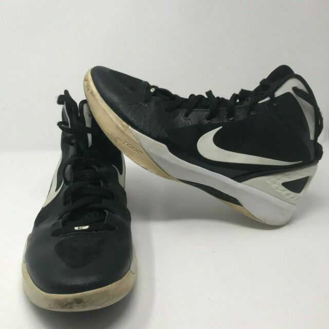 6c8f9412fc1d Nike Mens Zoom Hyperdunk 2011 Athletic Lace Up Basketball Shoes Sneakers US  13