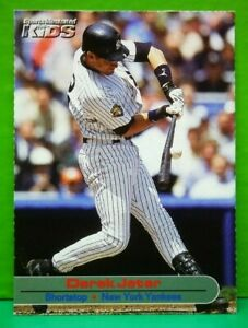 Derek Jeter card 2002 Sports Illustrated For Kids #152