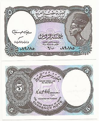 Banknotes UNC P-184 Africa Egypt 10 Piastres,1940