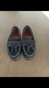 Boys River Island Suede Loafers Infant