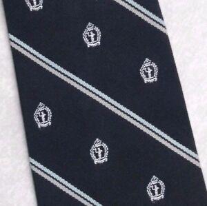 Intelligent Vintage Regimental Tie Homme Cravate Club Association Royal Observer Corps-afficher Le Titre D'origine Belle Apparence