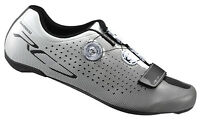 Shimano 2017 Sh-rc7 Carbon Road Bicycle Cycling Bike Shoes White - 39 (us 5.8)