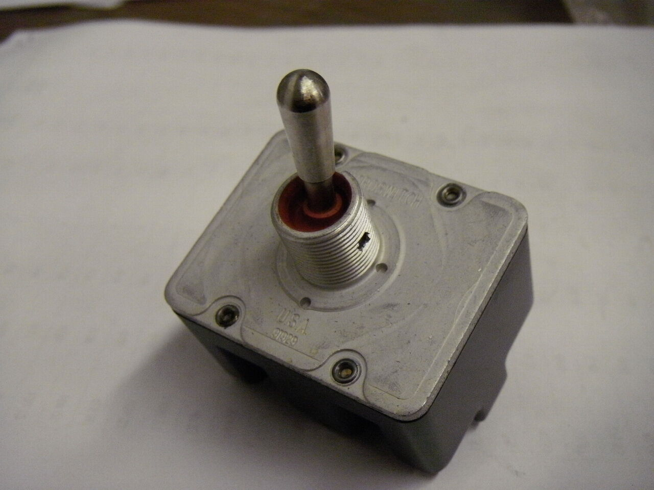 Honeywell 4tl5 3 Screw Terminal Toggle Switch 4 Pole 2 Position 20 Amp Sealed Spdt Onoffon Norton Secured Powered By Verisign