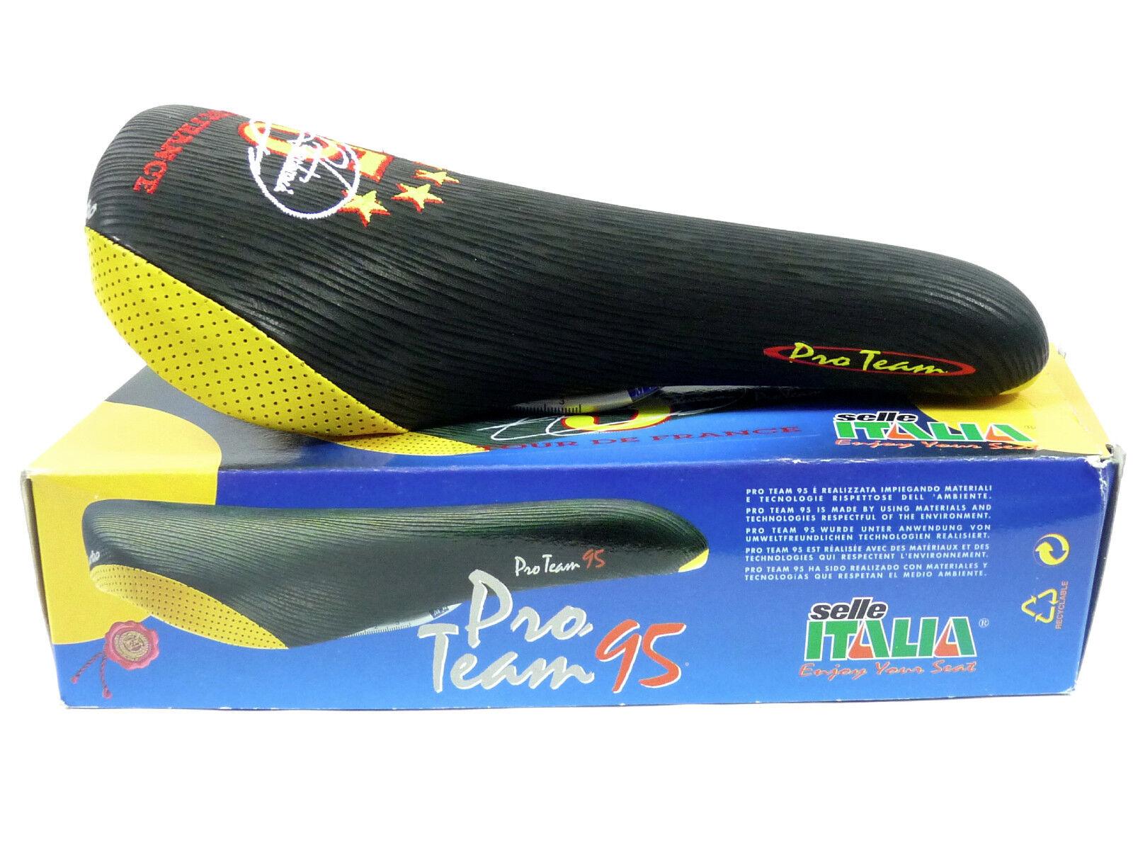 Turbo Saddle Selle Italia Pro Team Tdf Miguel  Indurain 5 Wins 91'-95' bike NOS  at cheap