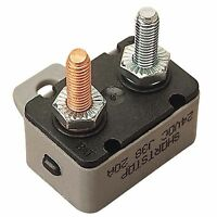 Resettable 50amp Circuit Breaker