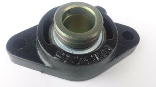 PTI Corp OWFZ205X25A Flange Bearing 2 Bolt 25mm ID