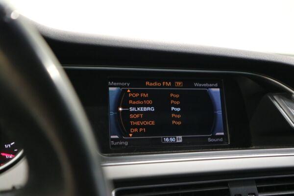 Audi A4 2,0 TDi 136 Ultra Avant - billede 5
