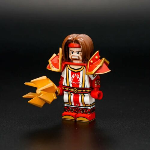⎡MINIFIGS FACTORY⎦Custom World Of Warcraft Darion Mograine Lego Minifigure