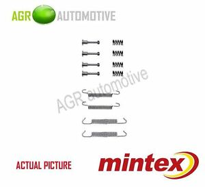 MINTEX-REAR-PARKING-BRAKE-SHOES-SET-FITTING-KIT-GENUINE-OE-QUALITY-MBA621