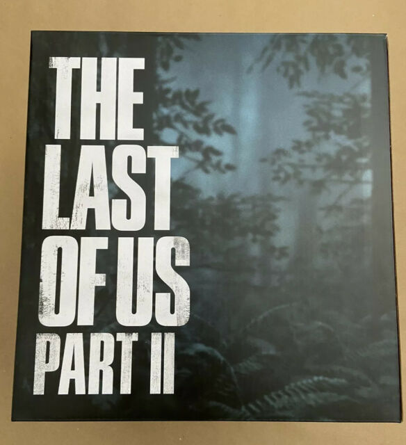 Ellie Statue only BRAND NEW - The Last Of Us Part 2 II Game Limited Edition