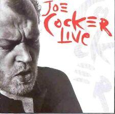 Joe Cocker - Live [New CD]