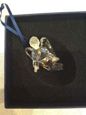 Swarovski Crystal Memories Annual Christmas Tree Ornament Hanging Angel 2006