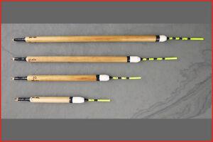 Handmade fishing float. Crucian Bristle tips - 1/2/3 or 4BB. Great 4 tench (BT)