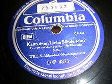 6/4R Will's Akkordion Meisterorchester - Kann denn Liebe Sünde sein?