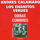 Obras Cumbres by Andrés Calamaro (CD, Sep-2004, Phantom Import Distribution)