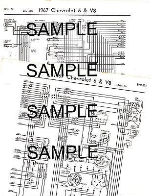 details about 1963 chevrolet corvette v8 63 wiring diagram chart