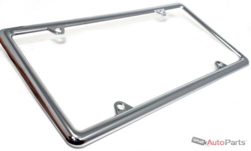 Chrome Custom ABS License Plate Frame for Auto-Car-Truck-SUV front or back
