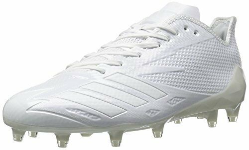 adidas Adizero 5 star 6.0 Football Cleats All White Bw1087 15