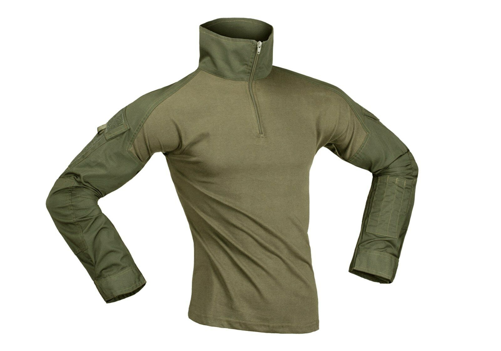 InvaderGear  Professional Military Tactical Army Shirt - OD Green - Brand new