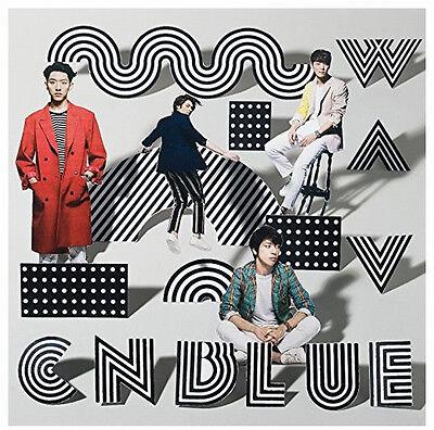 CNBLUE Japan 3rd Album [WAVE]  (CD only) Regular Edition