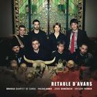 Retaule davars von Brossa Quartet De Corda,Falsalarma (2014)
