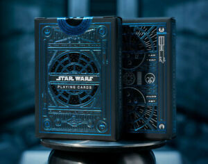 1-DECK-Star-Wars-Rise-of-Skywalker-034-Light-Side-034-blue-playing-cards