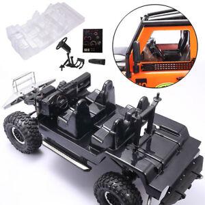 Simulation-Car-Interior-Decoration-Parts-Plastic-For-Traxxas-TRX-4-Land-Rover-CA
