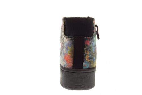 Shoes Chaussures Femme Sneakers B3d Noir A18f Haute 41586 WzUxnA