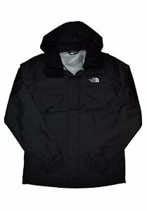 0a9031b8af52 The North Face Men s Resolve 2 Waterproof Shell DryVent TNF Black Sz ...