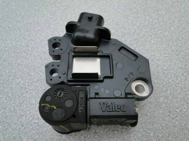 Regulador de alternador 01G165 Opel Opel Astra J Insignias Zafira C 2.0 CDTI