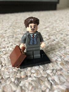 LEGO MINIFIGURE HARRY POTTER//FANTASTIC BEASTS JACOB KOWALSKI NEW!!! 71022