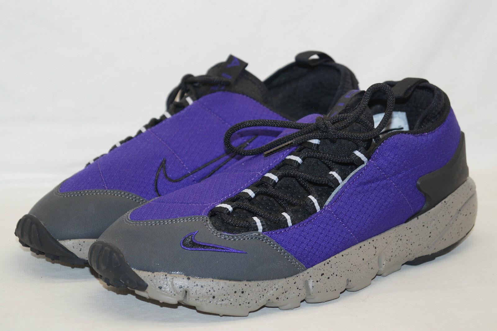 Nike  Footscape NM Court Purple Grey Size 43  online fashion shopping