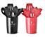 miniatura 1 - Set Utensili da Cucina in Silicone con porta utensili antiaderente high temper