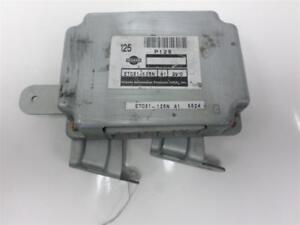 2003 nissan altima transmission control module