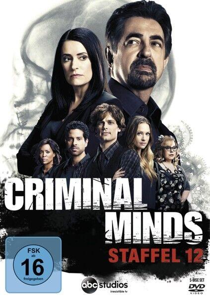 Criminal Minds - 12. Staffel