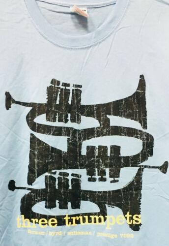 Jazz XL /& XXL Three Trumpets NEW T-Shirt Sale Price £2.99 /& Free Postage