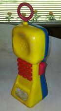 VTG Playskool Item #249 Plastic Cell Cordless Phone 1992 Not Working Rough Shape