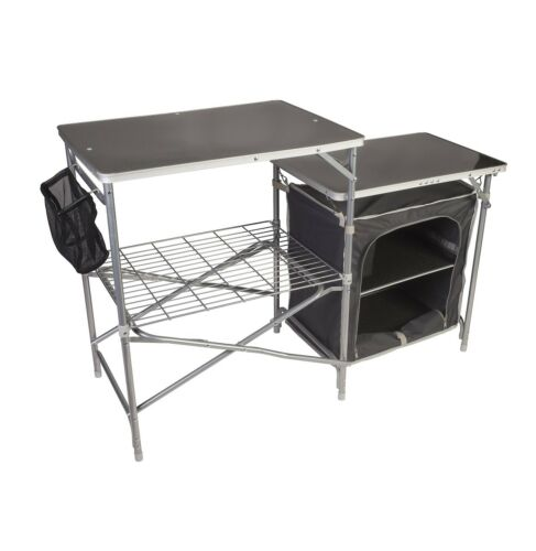 Kampa Commander Portable Folding Camping Field Kitchen
