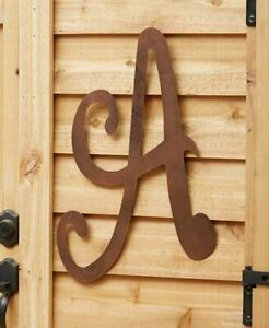 Large-Rustic-Metal-Monogram-Letters-Initial-Personalized-Distressed-Sign-Decor
