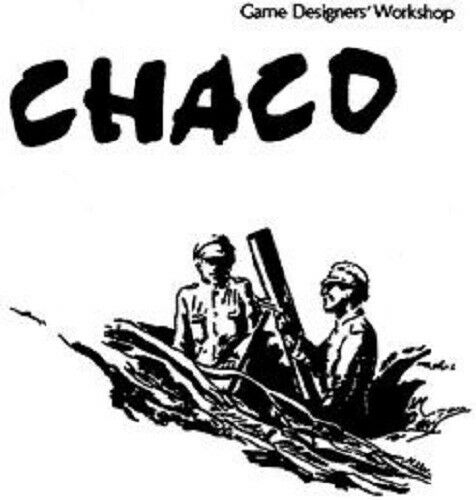 Chaco - classeico Fanteria Warfare  in The Thirties - Gioco Progettisti lavoronegozio  wholesape economico