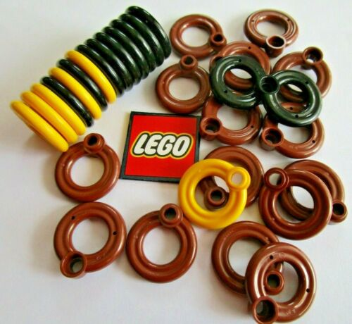 - Choose Colour Packs of 8 LEGO Lifebuoy with Hollow Stud Brick Design 30340