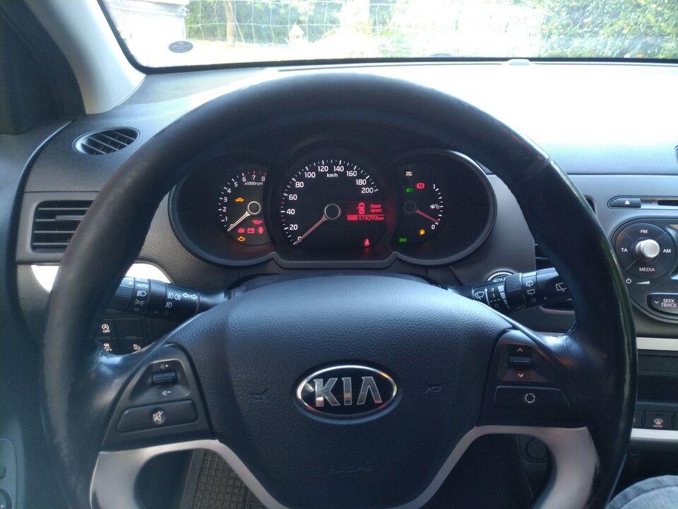 Kia Picanto, 1,0 Exclusive, Benzin