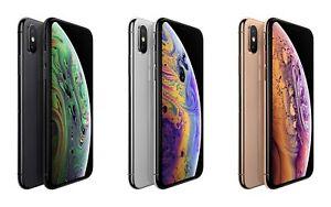 Apple-iPhone-XS-64GB-Smartphone-ohne-Simlock-verschiedene-Farben-Guter-Zustand