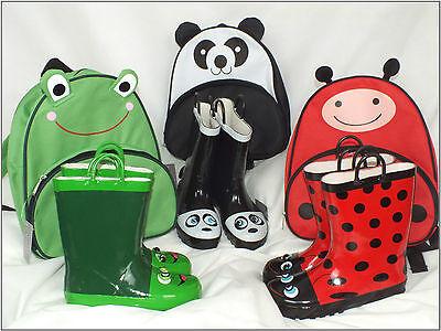 Baby Tiere Kindergummistiefel Kindergarten Gummistiefel Regenstiefel Panda