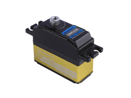 K-power DMC026 6.5KG //0.09Sec Torque Coreless Motor Titanium Gear Digital Servo